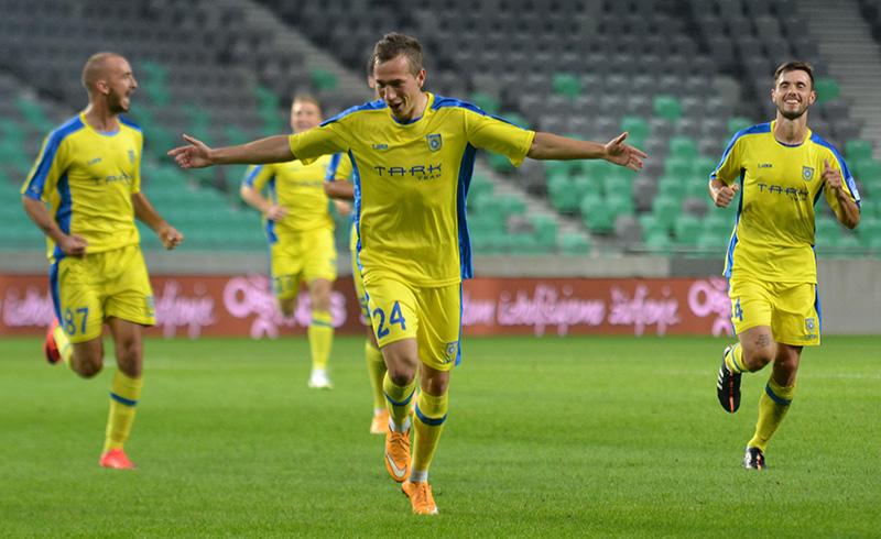 Dejan Trajkovski (M); photo: nkdomzale.si